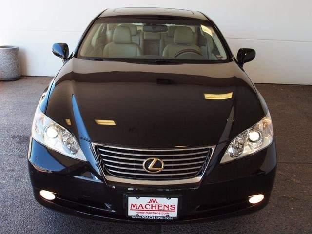 لكزس 2008 Lexus ES 350 فل أبشن بطاقة جمركيه