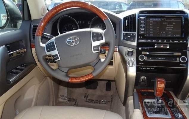 حراج كوم | موقع حراج - حراج السيارات - V8 Toyota Land ...
