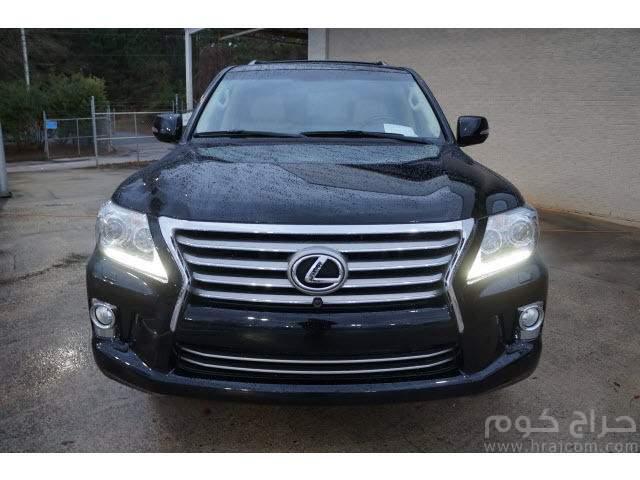 2013 LEXUS LX 570 V8