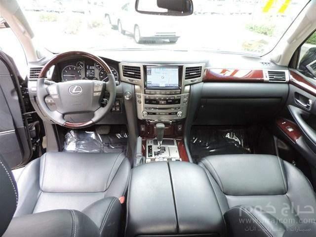 Used 2014 Lexus LX 570 4WD