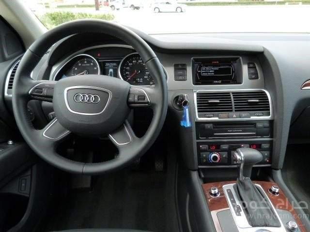 Certified 2015 Audi Q7 3.0T Premium