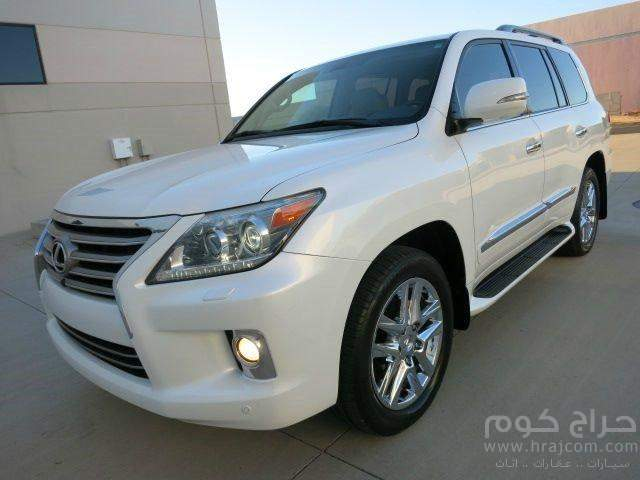 URGENT: 2013 LEXUS LX 570 FOR SALE.