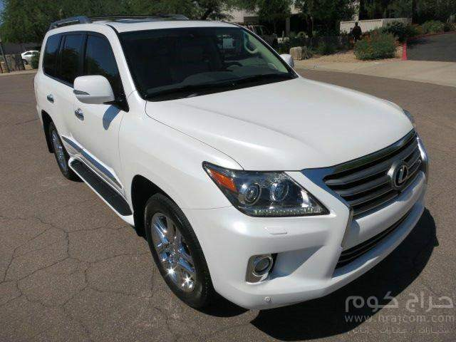 Lexus lx 570 for sale at affordable prices