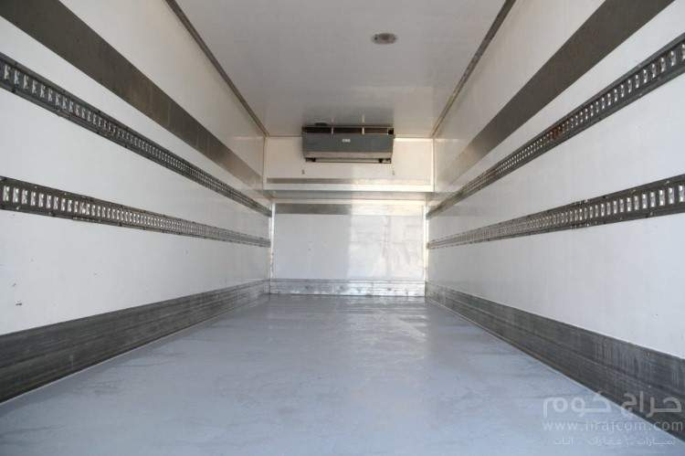 Mercedes Benz Refrigerator 6x2 Actros 2540 E6 Lamberet Carrier
