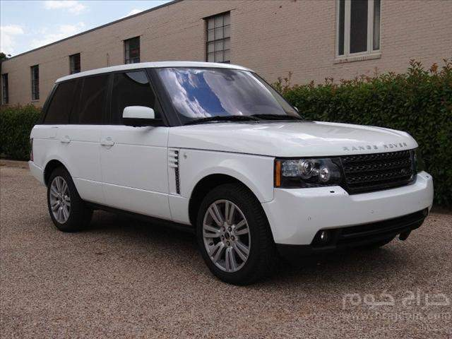 Fairly used 2012 Range Rover Vogue Supercharged for Sale