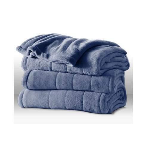 بطانية نوم كهربائية ( للأسترخاء والدفء والراحة ) مزاد