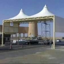 مظلات وسواتر وهناجر الرياض 0500098100