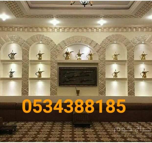 غرف تراثية , ديكور تراثي , مشبات تراثية , الاحساء ,