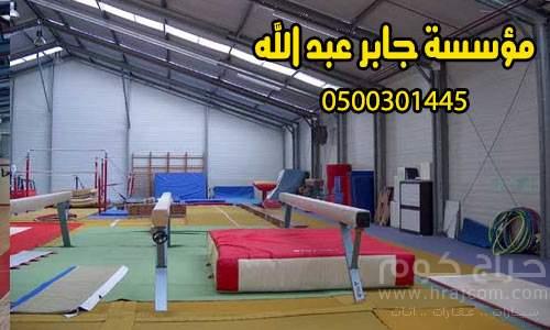 أفضل شركة تركيب هناجر حديد ومستودعات بجدة0500301445 جابر عبد الله