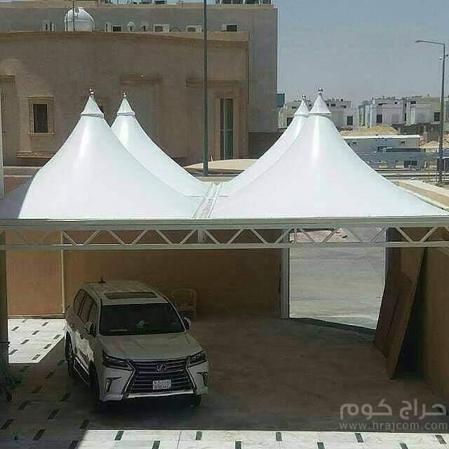 تركيب مظلات سيارات حدائق مسابح بخامات مميزة وسعر رخيص