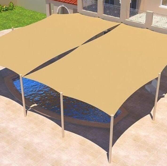 عروض مظلات حدائق سيارات مسابح بخصومات كبيرة في الرياض