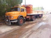 شاحنة مرسيدس موديل 79 بوز