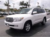 USED TOYOTA LAND CRUISER 2011 FOR SALE