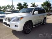 USED 2011 LEXUS LX 570 FOR SALE