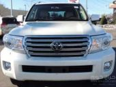 2014 TOYOTA LAND CRUISER ACCIDENT FREE