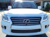 2014 LEXUS LX 570 FAMILY SUV SALE